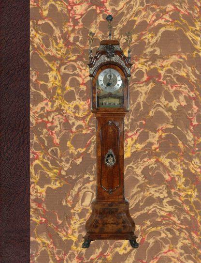 Jaap Zeeman de Nederlandse staande klok 1977