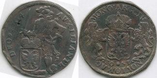 Nijmegen daalder 1704